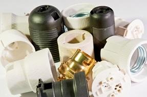 James light bulb sockets