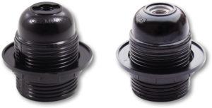 Bakelite Lamp Holders