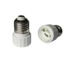 E27 to GU10 Lamp Adapter Converter