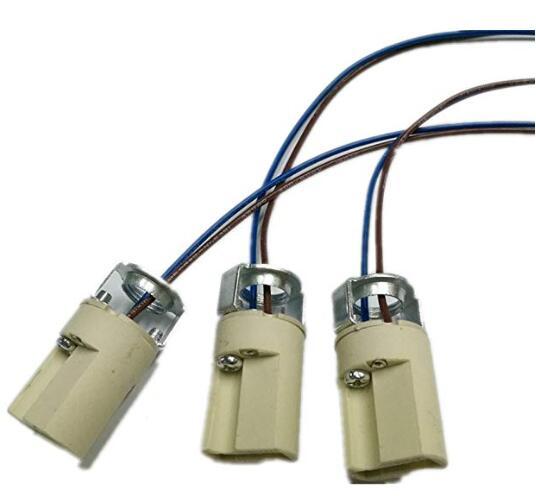 G9 Bulb Holders Halogen LED Bulb Down Light Fitting