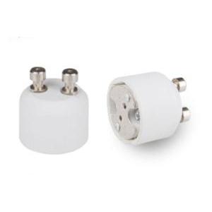 GU10 to MR16 lamp socket adapter