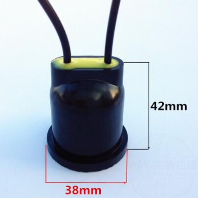 Customized Lamp Holder Parts China Manufacturer Socket E27 Waterproof Grow Plant Light Lamp Holder