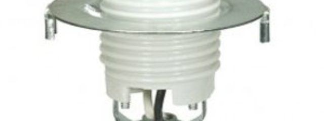 Threaded Light Socket