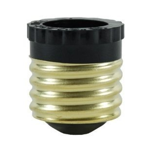candelabra bulb socket base adapters