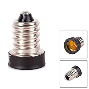 candelabra socket adapter plug