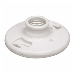 ceiling light fixture sockets