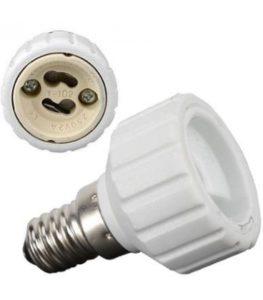 e14 adapter gu10