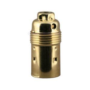 e14 lamp holder brass