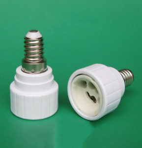 e14 to gu10 Bulb Holders