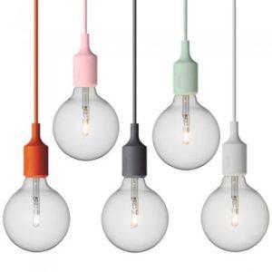 e27 socket lamp muuto