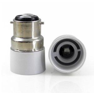 e27 to b22 light bulb adaptor