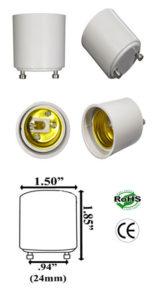 gu24 adapter ul listed