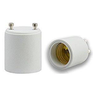 gu24 to medium socket adapter