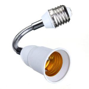 light bulb socket extension adapter