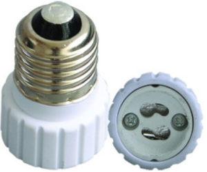 medium e26 to gu10 porcelain socket adapter