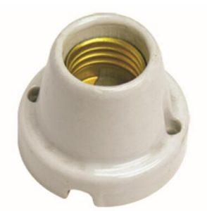 porcelain batten lamp holder e27