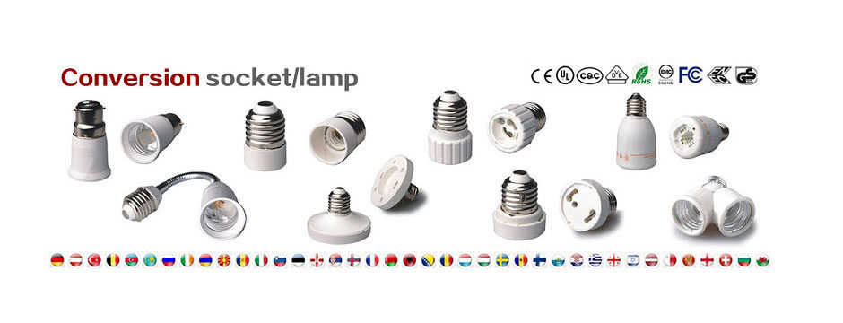 Customized lamp holder parts China manufacturer | Fast Delivery