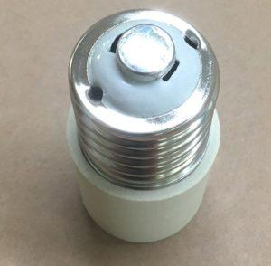 E39 to CMH315 Grow Light Socket Adapter PGZ18 Converter